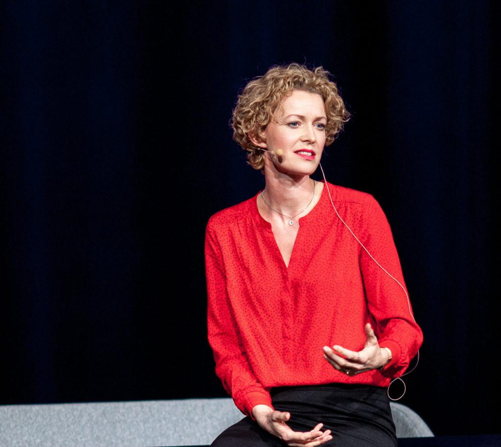 Astrid Haug er ny HPI speaker