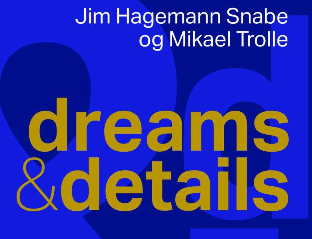 Bogudgivelse: dreams & details