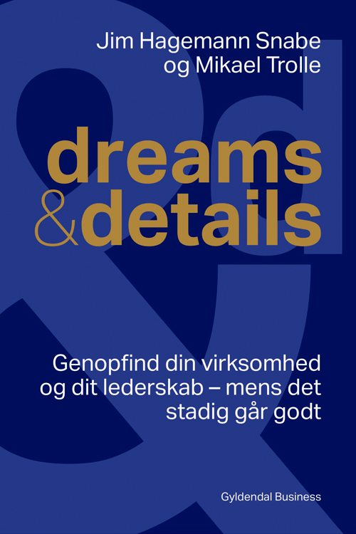 dreams and details bog