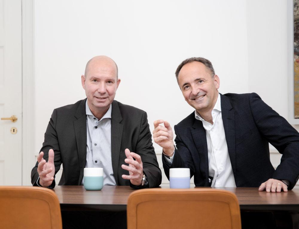 Hør dreams&details podcast med Jim Snabe og Mikael Trolle