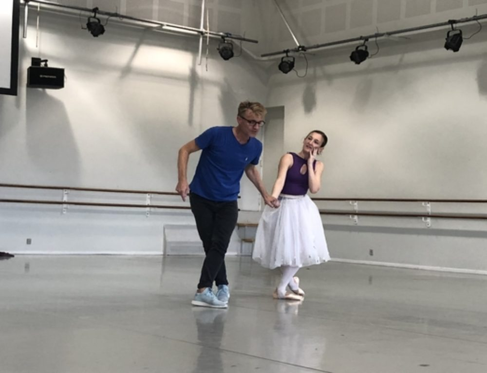 Ny masterclass: Ballet og Ledelse med Nikolaj Hübbe