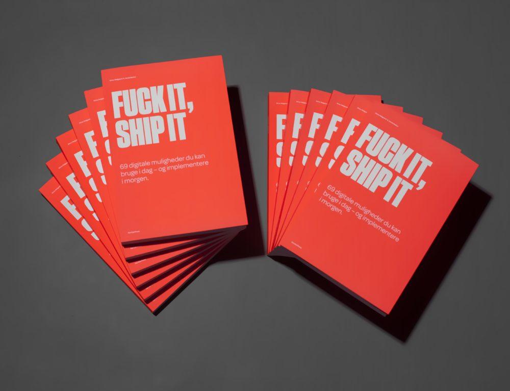 Bogudgivelse af Jacob Bøtter: Fuck it, ship it