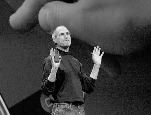 Da Steve Jobs ændrede verden