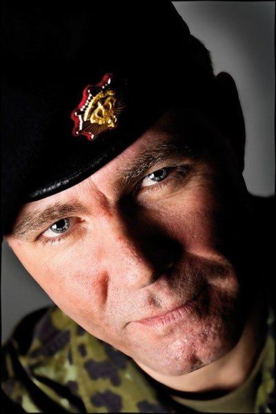 Oberst Kim Kristensen