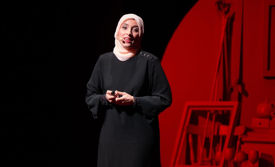Fatima AlZahra'a Alatraktchi er ny foredragsholder
