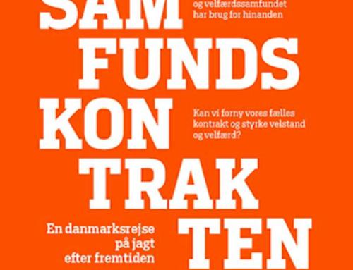 Ny bog af Tue Mantoni udkommer den 26. maj