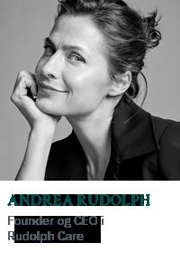 foredrag med Andrea Rudolph