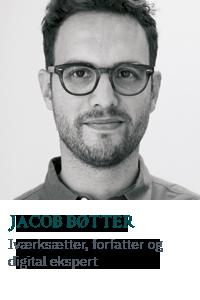 foredrag med jacob bøtter