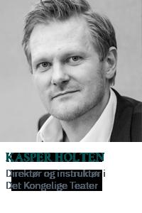 foredrag med Kasper Holten