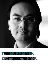 foredrag med Peter kreiner