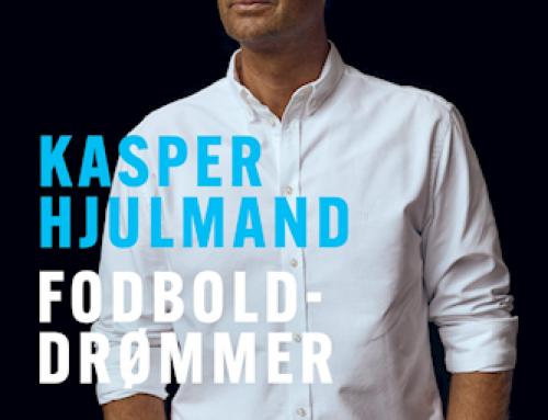 Ny bog om Kasper Hjulmand