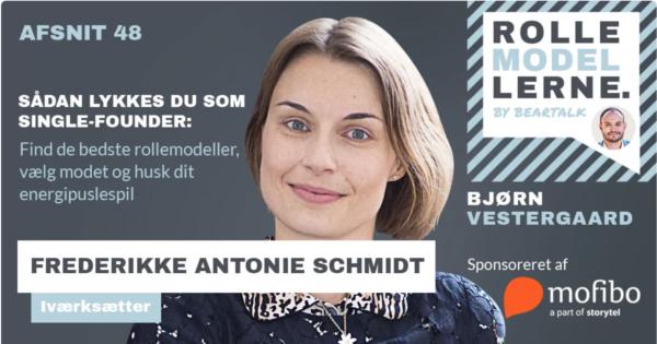 HPI Foredrag Frederikke Antonie Schmidt